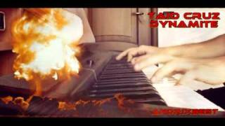 Taio Cruz - Dynamite (piano cover by Andrixbest)