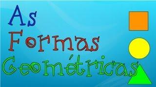 GUGUDADA - As Formas Geométricas (animação infantil)