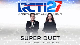 Mario G Klau & Gloria Jessica   Powerfull, Duet alumni The Voice [HUT RCTI 27]