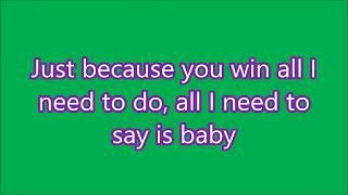 Little Nikki - Right before my eyes (lyrics)