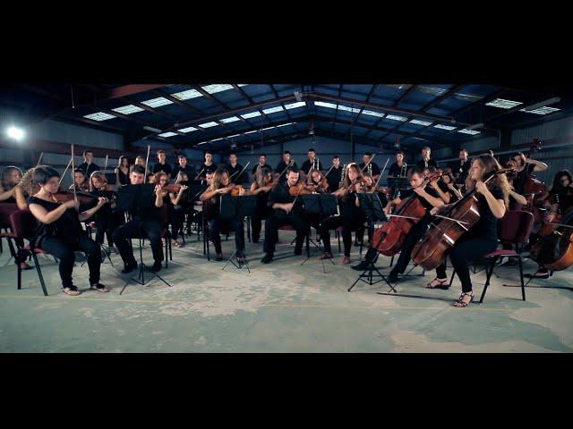 Videoclip oficial de 'Música Naix de la Ràbia', de Aspencat.