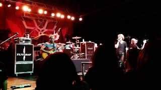 "Flyleaf ""Something Better"" Live @ Marathon Music Works (Nashville, TN)"