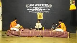 Sami Nee Thodi - Varnam - Panthuvarali