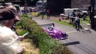 Shelsley Walsh Hill Climb 2013 fast as you like