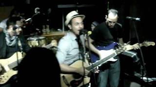 Marel Alemany - Nada live at Stgo