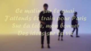 Slimane - Paname (Paroles/Clip)