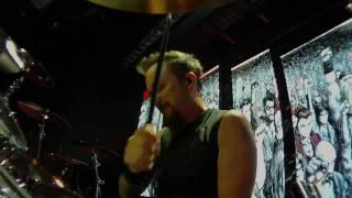 Disturbed - Mike's Drum Cam [Extras]