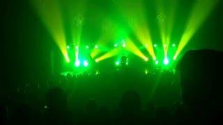 Machine Head - Unto The Locust - Clermont Ferrand le 15/02/16