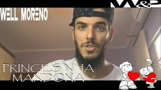 Princesinha Mandona - Zé Neto e Cristiano (Cover) - Well Moreno -
