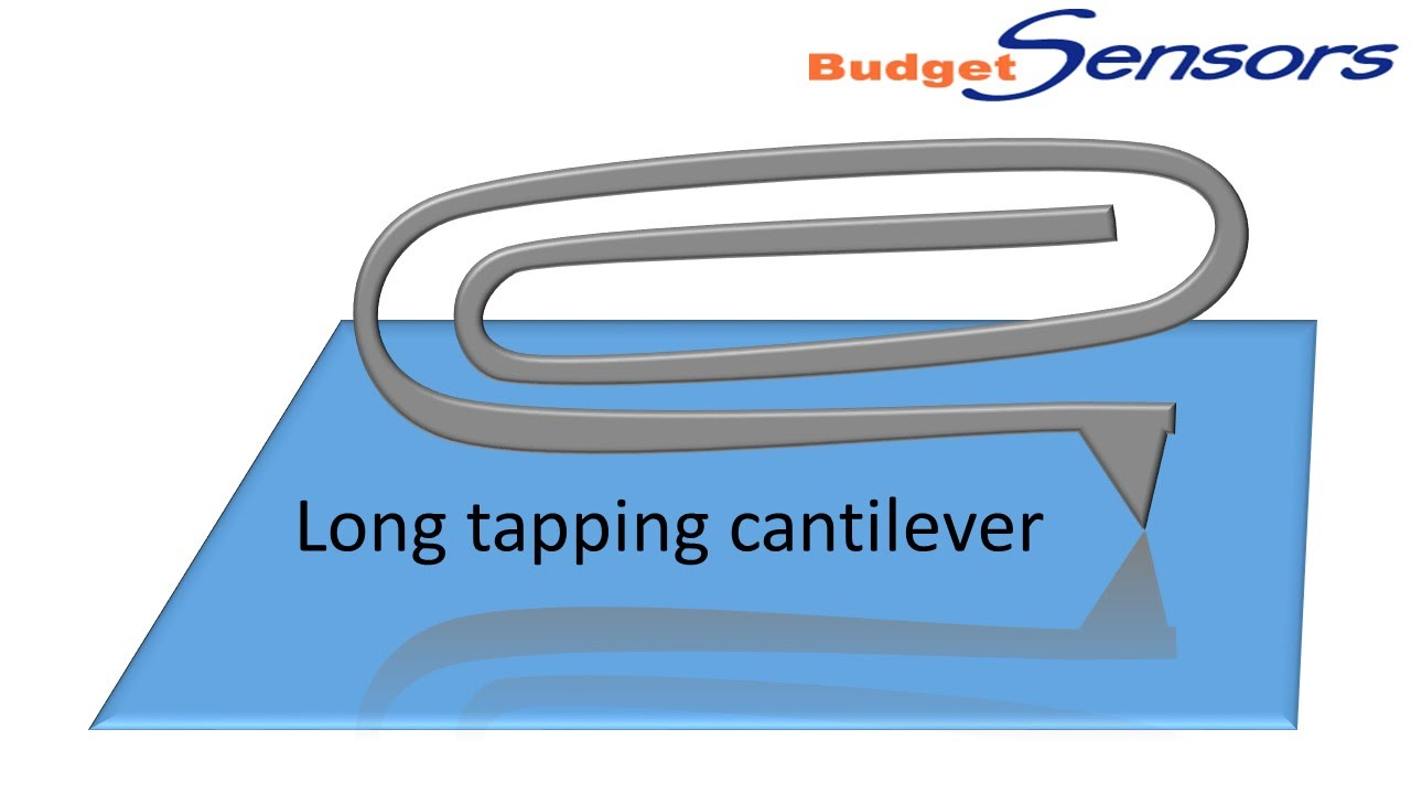 BudgetSensors Tap190 Series AFM Probes thumb
