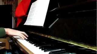 UVERworld - Gekidou (Piano Cover)