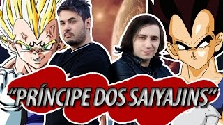 "RAP do Vegeta (Dragon Ball Z): ""Principe dos Saiyajins"" (c/ Tauz)"