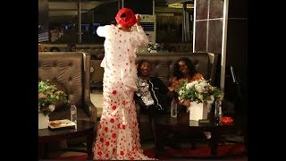 Ololufe: Tope Alabi Sing And Dance For Yinka Ayefele While Her Husband Watch & Smile