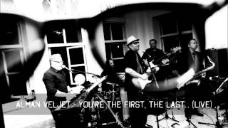 Alman Veljet - You're The First, The Last, My Everything (live demo clip)
