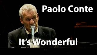 Paolo Conte - Via Con Me (It's Wonderful) [Restored]