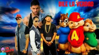 Alvin Y Las Ardillas - Dime La Verdad (Ozuna FT Jay Maly & Kanti & Riko)