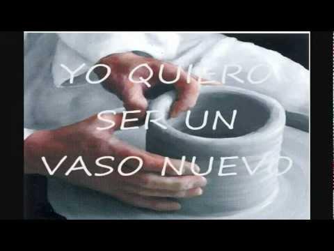 Vaso Nuevo de Marcela De La Garza Letra y Video
