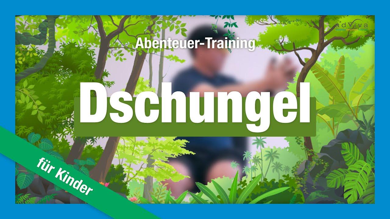 Dschungel  I  Abenteuer-Training mit Dasch