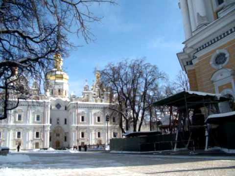 2012.02.07.(4)_Day St. Martyr Metropolitan Volodymyr of Kiev and Galician +1918 Kyiv-Pechersk-Lavra