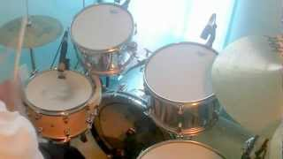 Building 429 - Where I Belong (Drum Cover)