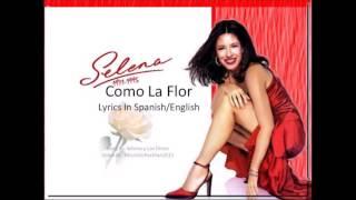 Como La Flor  Selena (Versión Salsa)