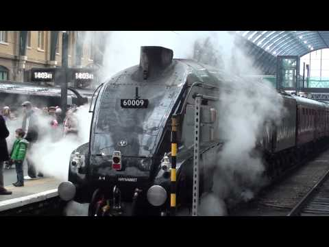 60009 UNION OF SOUTH AFRICA on The Tynesider Saturday 24 November 2012