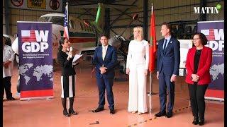 Formation aéronautique : Ivanka Trump visite l'ISMALA