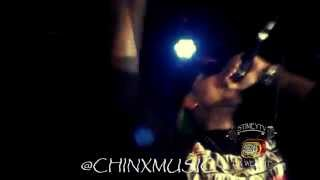 CHINX - COUPLE NIGGAS PERFORM LIVE AT CHEDDABANG`S MIXTAPE RELEASE PARTY