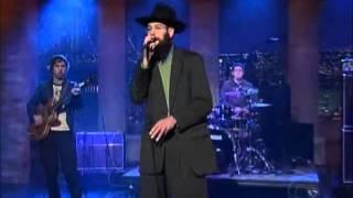 Matisyahu  - Live on Letterman