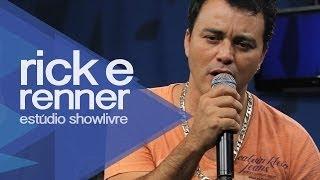 """""""Cê quer matar o tio""""- Rick & Renner no Estúdio Showlivre 2013"""