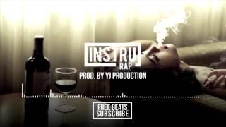 """(FREE) """"MASSIVE""""   Instrumental Rap MELANCOLIQUE/CONSCIENT/DOPE - 2017   Prod. by YJ Production"""