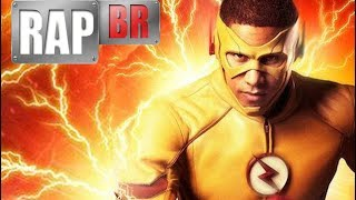 Rap do Kid Flash (Wally West) | Rap Tributo