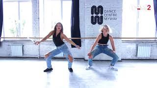 Dance2sense: Teaser - Luis Fonsi & Daddy Yankee & Justin Bieber - Despacito - Anastasia Kulik