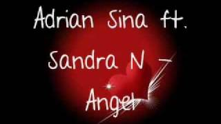 Adrian Sina ft. Sandra N - Angel lyrics