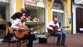 Robin Nolan Trio - Tainted love (live at Landshut 2013)