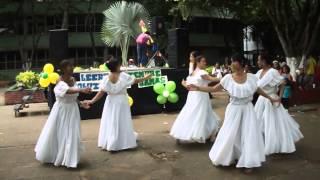 """Baile folclórico """"Contradanza"""""""