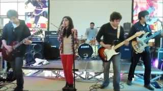Emergency - D-wall (Cover Paramore) Minami 2015