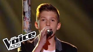 The Voice Kids 2016   Evan   ''Il est où le bonheur''   Christophe Maé   Finale