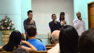 Tu és Deus - Trio Sollanza ( Flávio, Nerio e Jônatas )