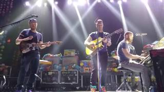 Coldplay - Sparks - Live 11/13/2015