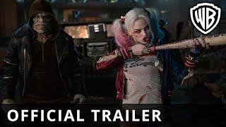 Suicide Squad - Official Trailer - Official Warner Bros. UK