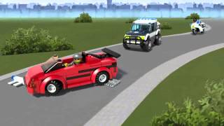 High Speed Chase  - LEGO City - 60007