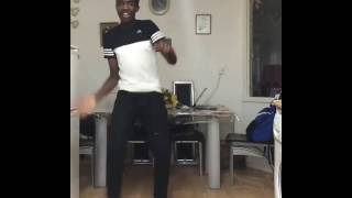 DJ Flex ~ Cash Me Outside ( Afrobeat  remix ) @gh_dancers