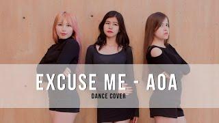 AOA - Excuse Me (익스큐즈 미) Dance Cover [The Essence]