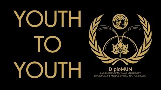 A Message from Youth to Youth - by DiploMUN