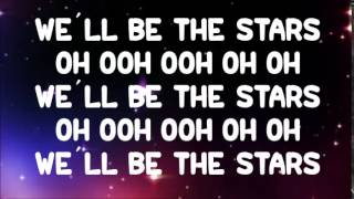 We'll be the stars by Sabrina Carpenter lyric video