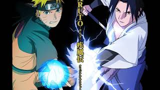 Naruto Shippuuden OST II - 19 The Scarlet Letter (HQ)