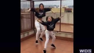 Mother And Daughter Dancing - Ed Sheeran - Shape of You width=