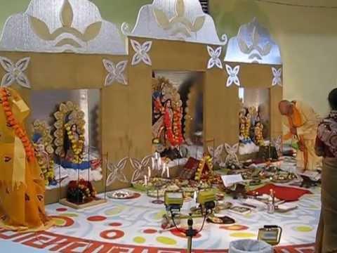 Maha Saptami Durga Puja @ Bangladesh Canada Hindu Mandir