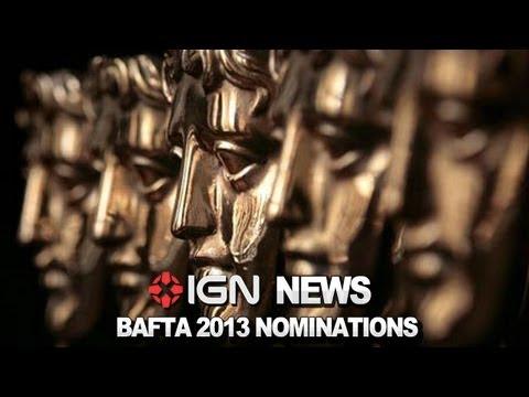 IGN News - BAFTA 2013 Nominations Announced